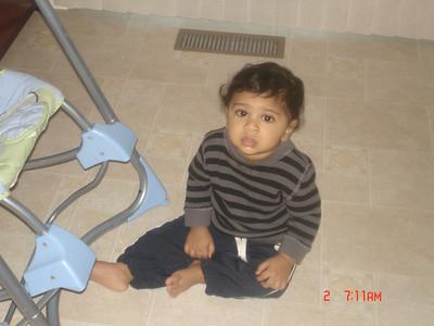 Sid- 11 Months