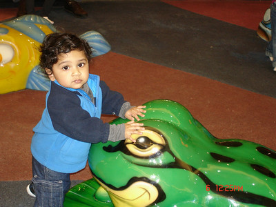 Sid- 13 months old