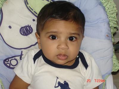 Sid- 7 Months