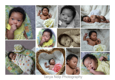 by tanya ndip newborn 1 day shy of a month
