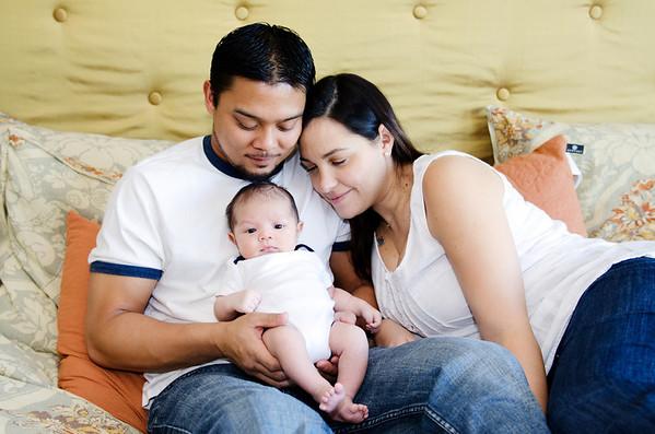 TJ Newborn Pictures
