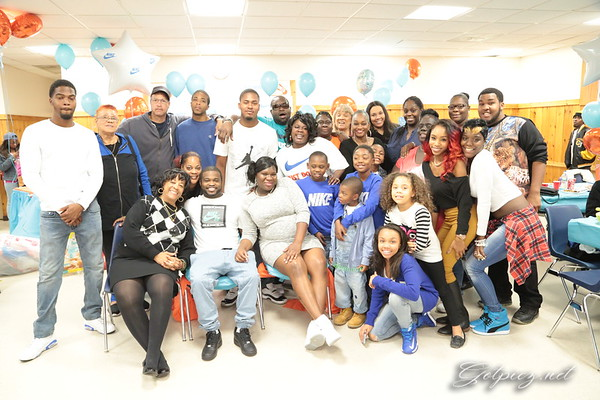 Taseana & Tyreek Baby Shower 10-19-2014