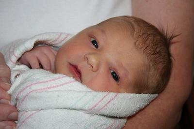The Birth of  Avery Elizabeth