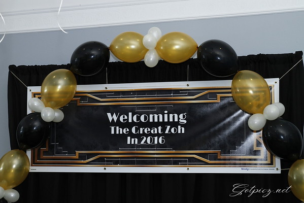 The Great Zoh's Baby Shower