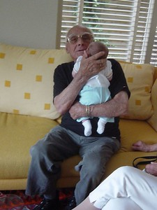 Just come to Great grandpa...