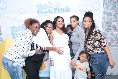 Veronica and Dyshon Baby Shower 11-19-2016