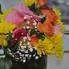 Flowers from Grandma + Papa