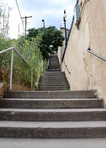 Staircase by City Park (2019)