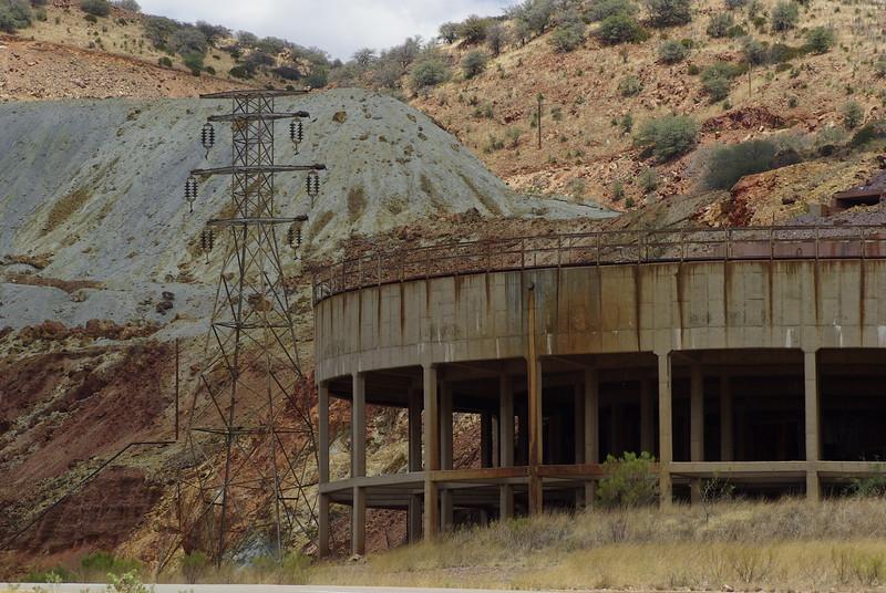 Mine Foundations, Bisbee