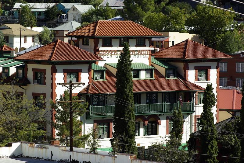 Copper Queen Hotel, Bisbee