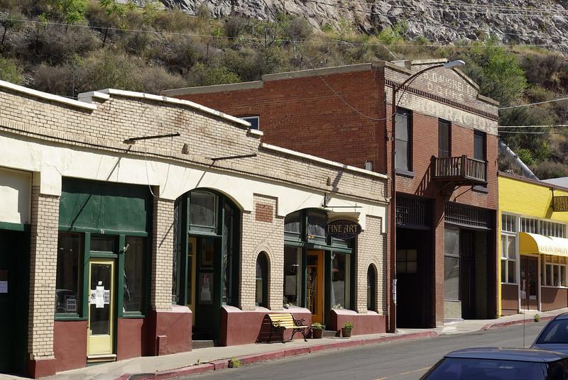 Store Fronts, Bisbee