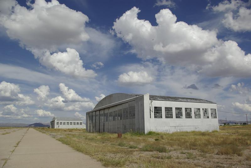 World War II Hangars, Douglas, Arizona