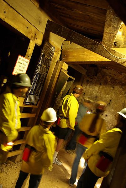 Underground Mine Tour, Bisbee