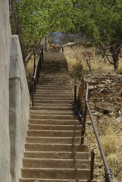 Long Stairway, Bisbee