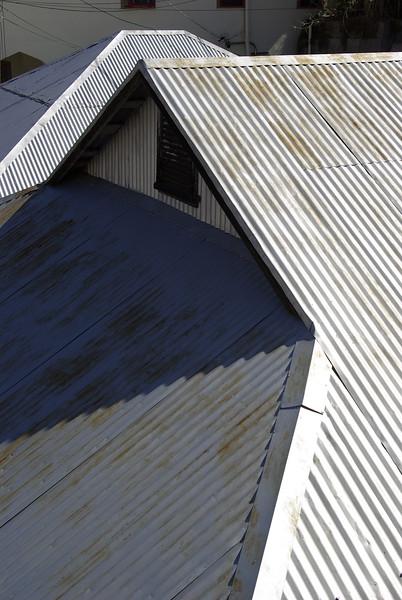 Metal Roofs, Bisbee