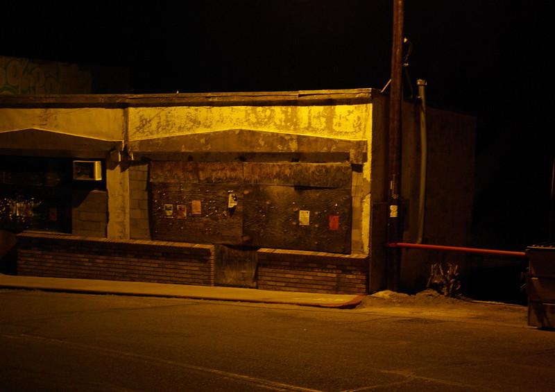 Old Auto Garage, Bisbee