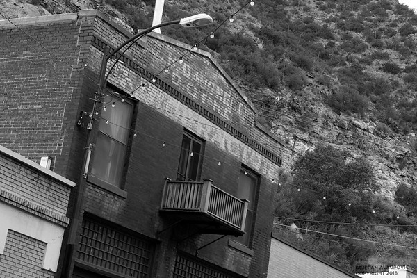 One of the many Old Buildings in Bisbee