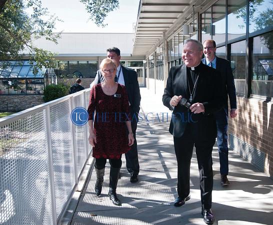 Bishop Burns School Visits