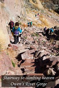 Stairway to climbing Heaven