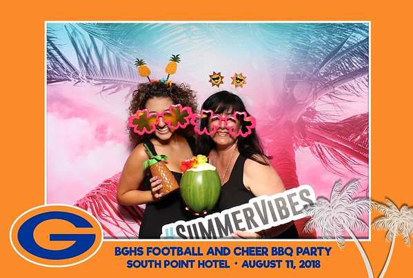 Bishop Gorman Alumni/Football BBQ & Pool Party