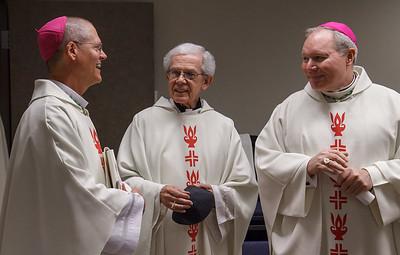 Bishop Liam Cary Ordination