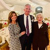Honoree Chet Szablak with his lovely wife Linda and mom Delores Szablak, all of Tyngsboro
