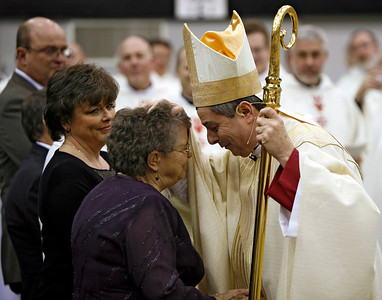 Photo from the Ordination Mass of William F. Medley