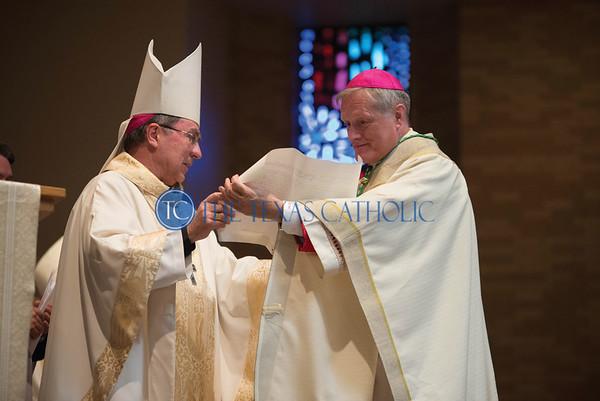 Bishop Robert Coerver
