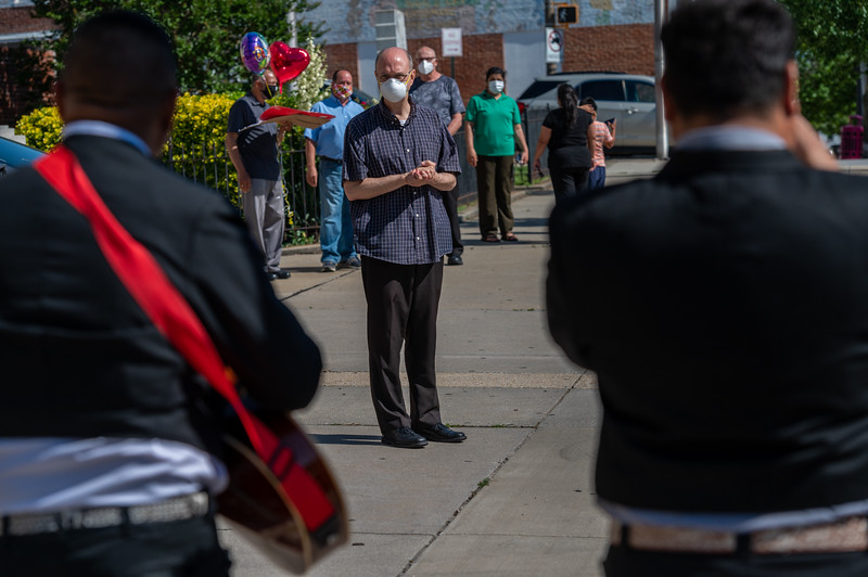 Bishop-designate Bruce Lewandowski