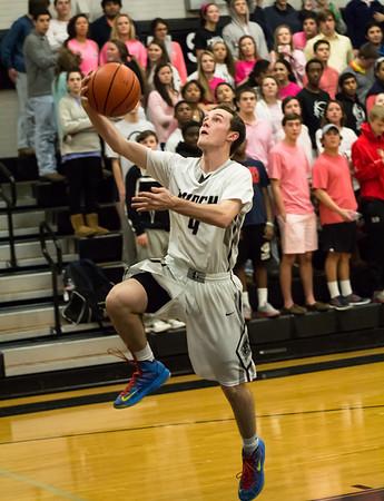 Friars Basketball vs Trinity Christian Academy 02.04.14