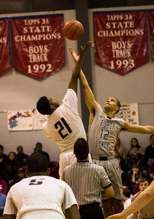 Friars Basketball vs Bishop Dunne 01.03.14