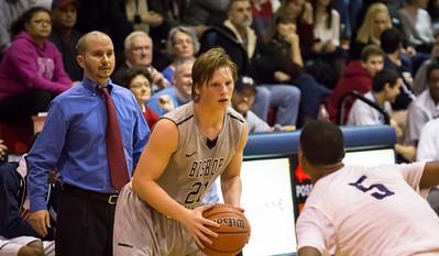 Bishop Lynch Friars Basketball