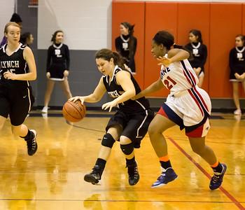 Bishop Lynch Lady Friars Basketball