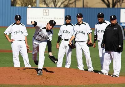 Varsity Baseball Jesuit Tournament