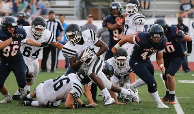 BL Varsity Football vs Sachse 09.10.15