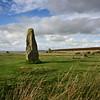 Mitchells Fold stone circle.