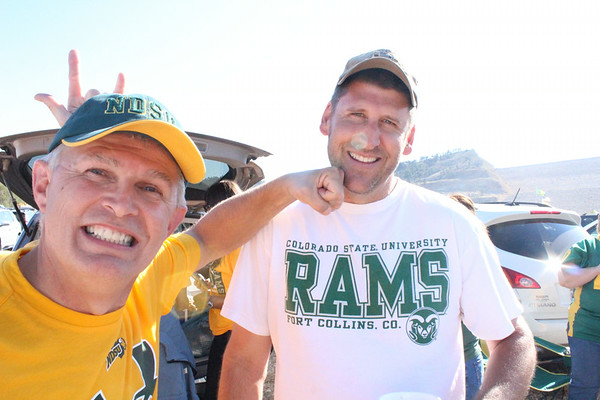 Colorado State Ram Fan