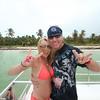 Dominican Republic - Random 70's Throwback Couple