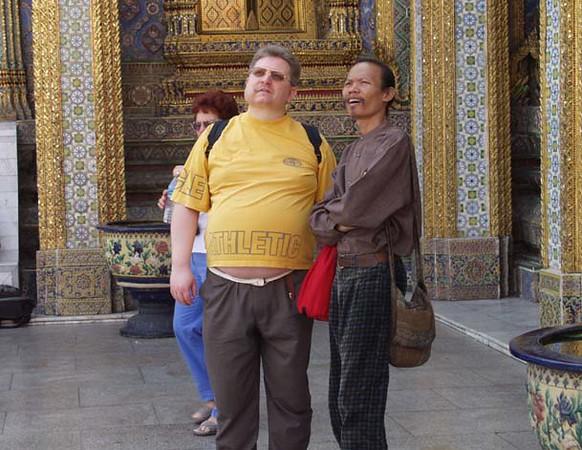 Athletic<br /> Bangkok 2001