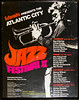 Poster - Atlantic City Jazz Festival 1981