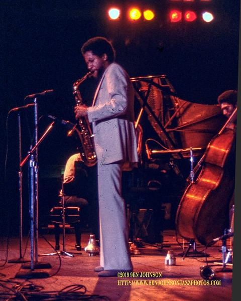 Gary Bartz Atlantic City Jazz Festival 1980