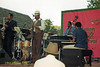 Mellon Jazz Festival in Brandywine Pennsylvania in August 1986.