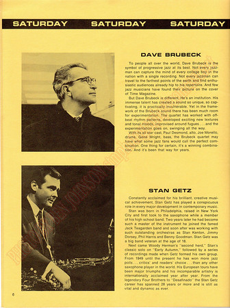 Bits and Pieces of Jazz History