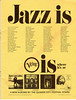 The 2nd Annual Quaker City Jazz Festival program guide September 30 and October 1,   1967  The Philadelphia Spectrum, Philadelphia, PA
