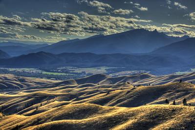 Trapper Peak Darby, Montana