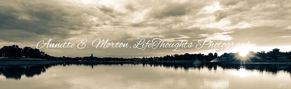 """The Bello"" Lake Montebello, Baltimore MD"