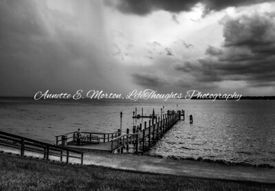 """""""Incoming Storm"""", Sandy Cove, North East MD"""
