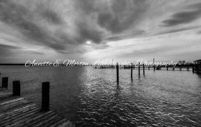 """Kent Island Dock"" Chesapeake Bay, MD"