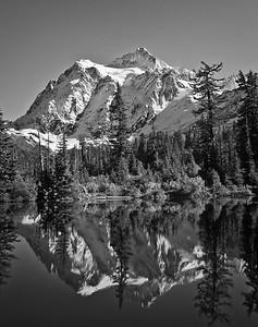 Mount Shuksan Reflection