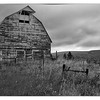 Old Barn Palouse photo